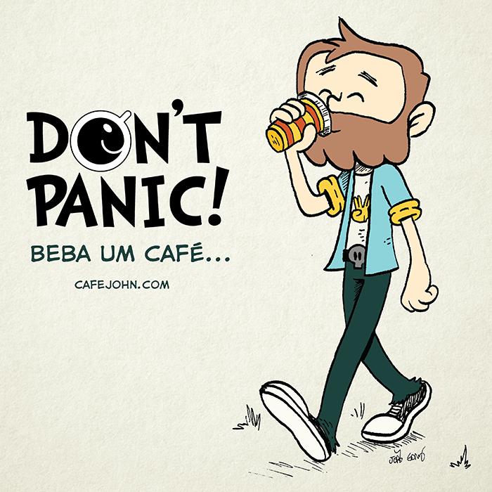 Don`t Panic - Dia Do Orgulho Nerd