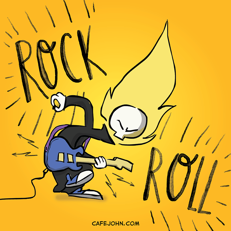 I Wanna Rock and Roll