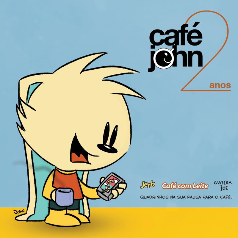 2 anos de Café John